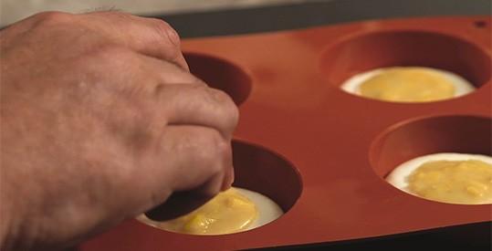 REŢETĂ: Mango Dôme Entremet