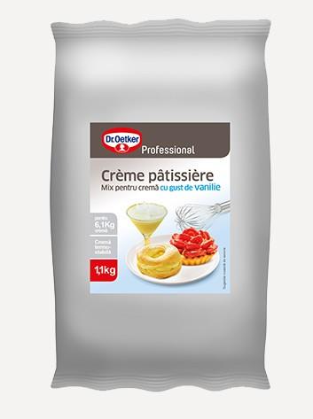 Mix pentru Crème Pâtissière